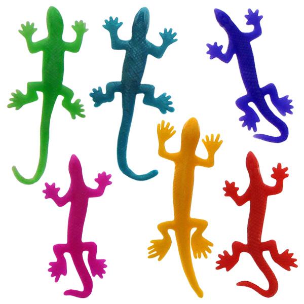 Assorted Mini Stretchy Lizard