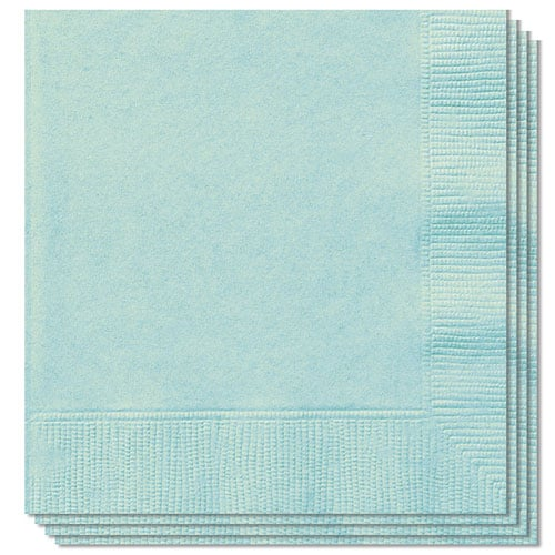 Mint Luncheon Napkins 33cm 2Ply Pack of 100 Product Image