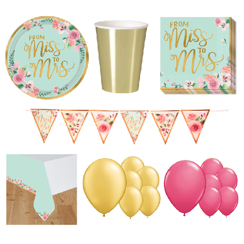 Mint To Be 16 Person Deluxe Party Pack