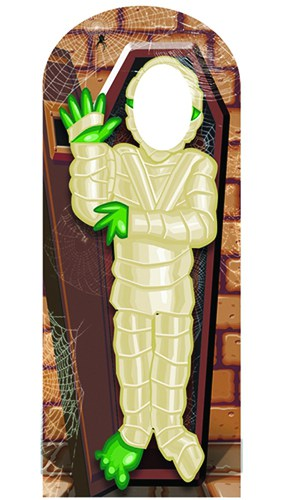 Mummy Stand In Cardboard Cutout - 180cm