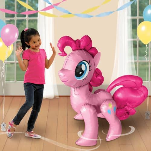 My Little Pony Pinkie Pie Airwalker Foil Balloon 119cm / 47 Inch Product Image