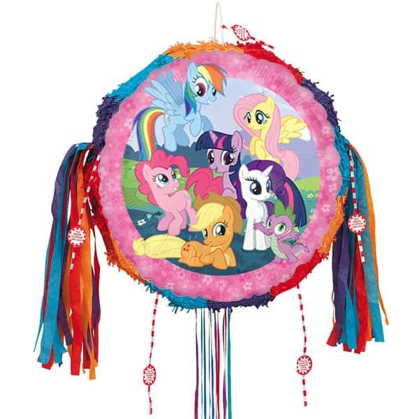 My Little Pony Pull String Pinata
