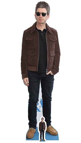 Noel Gallagher Lifesize Cardboard Cutout 173cm Product Image