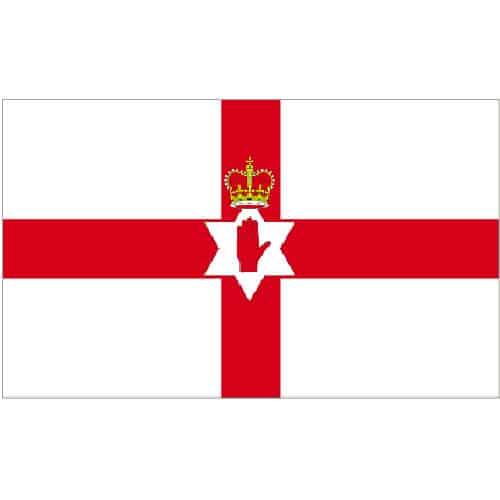 North Ireland Flag - 5 x 3 Ft Product Image