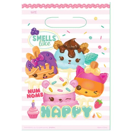 Num Noms Loot Bags Pack Of 8