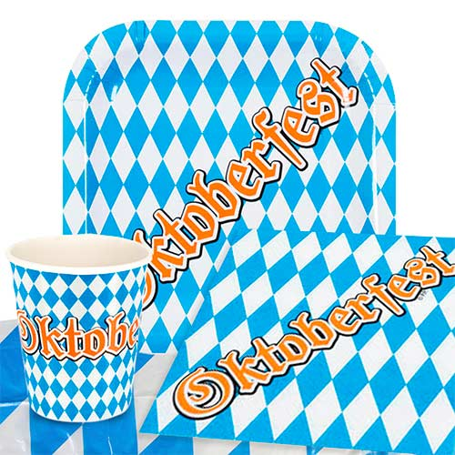 Oktoberfest 6 Person Value Party Pack Product Image