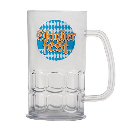 Oktoberfest Plastic Beer Mug 450ml Product Image