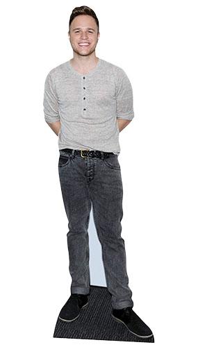 Olly Murs Lifesize Cardboard Cutout - 177cm Product Image