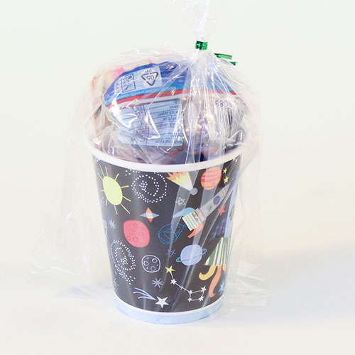 Outer Space Candy Cup