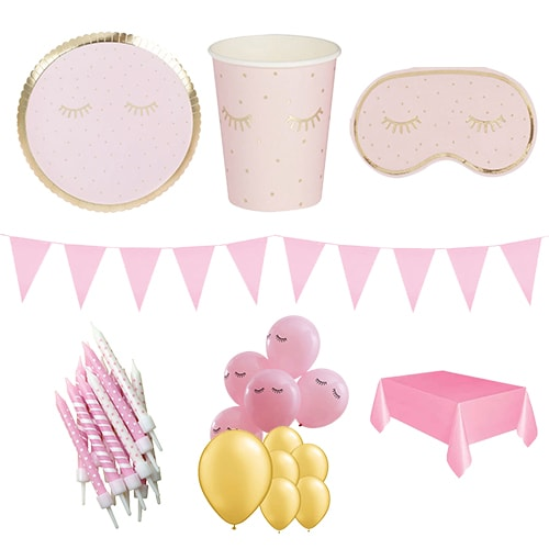 Pamper Party 16 Person Deluxe Party Pack