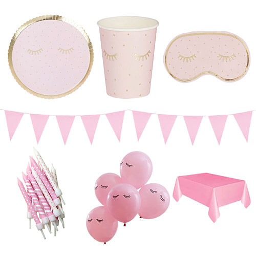 Pamper Party 8 Person Deluxe Party Pack