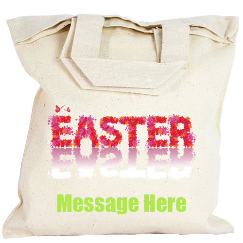 Personalised Party Bag - Happy Easter