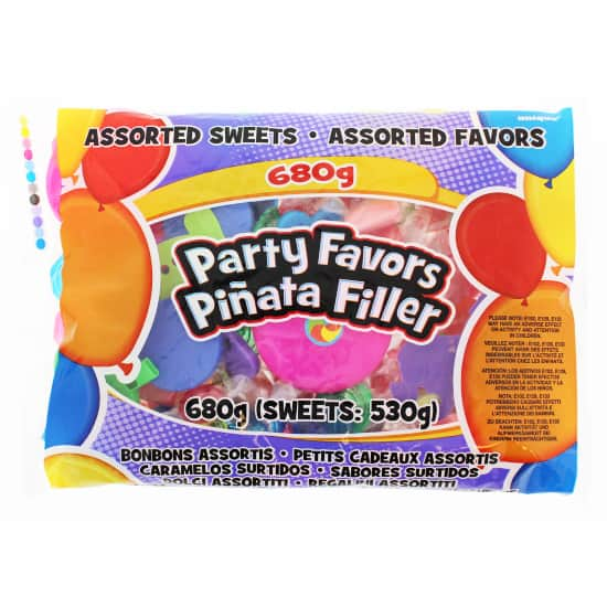 Party Favours Pinata Filler – Assorted 680 Grams Product Image