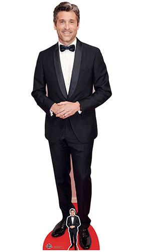 Patrick Dempsey Smart Suit Lifesize Cardboard Cutout 183cm Product Image