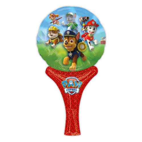 Paw Patrol Inflate A Fun Balloon 30cm Product Image