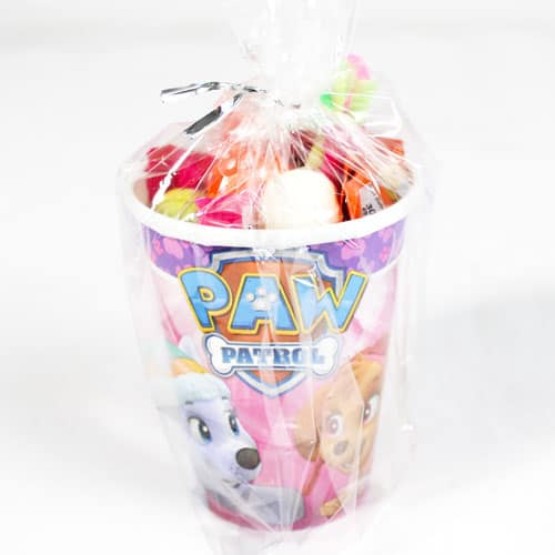 Paw Patrol Pink Candy Cup