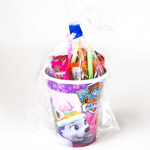Paw Patrol Pink Value Candy Cup
