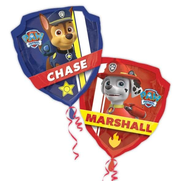 Paw Patrol Helium Foil Giant Balloon 68cm / 27 in Product Image