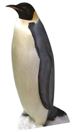 Penguin Lifesize Cardboard Cutout - 86cm Product Image