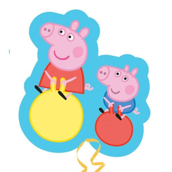 Peppa Pig Helium Foil Giant Balloon 56cm / 22 in Product Image