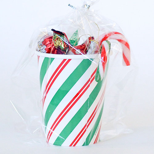 Peppermint Christmas Candy Cup Product Image