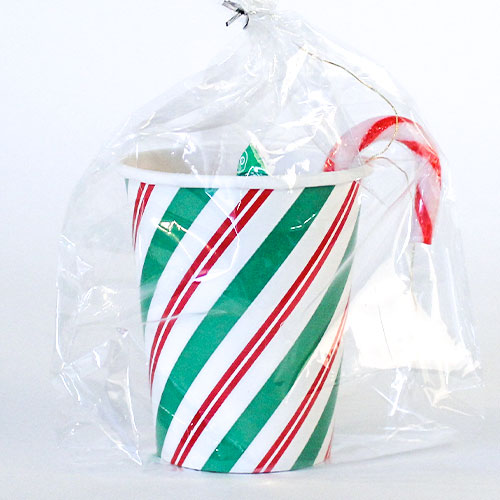 Peppermint Christmas Value Candy Cup Product Image