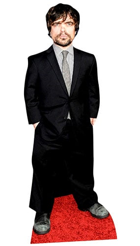 Peter Dinklage Lifesize Cardboard Cutout - 133cm Product Image