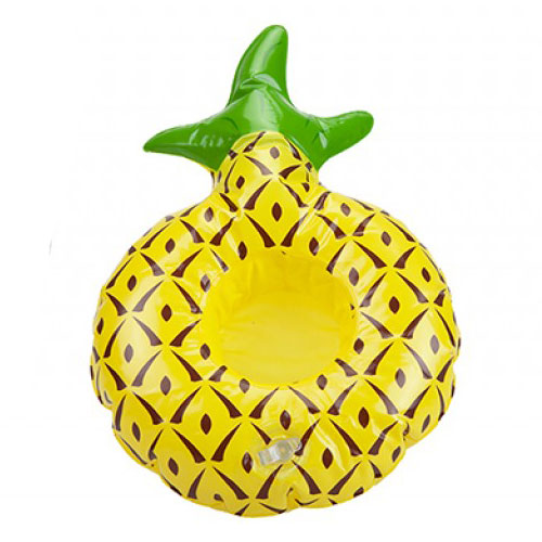 Pineapple Inflatable Drink Holder 26cm Product Image