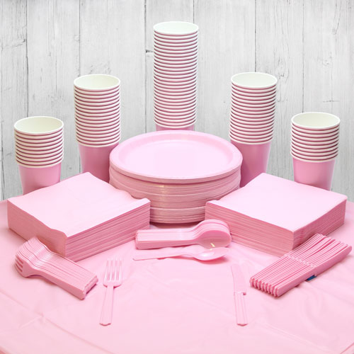 Pink 98 Person Party Pack Product Image