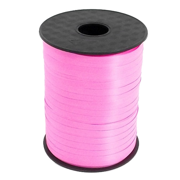 Pink Curling Ribbon - 500 yd / 457m Product Image
