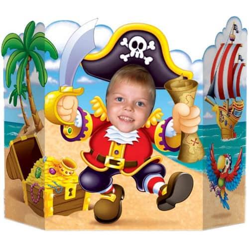 Pirate Photo Prop - 64cm