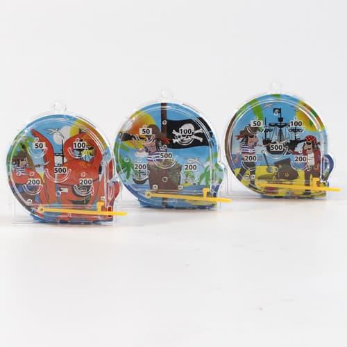 Pirate Mini Pinball Game