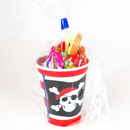 Pirate Party Value Candy Cup