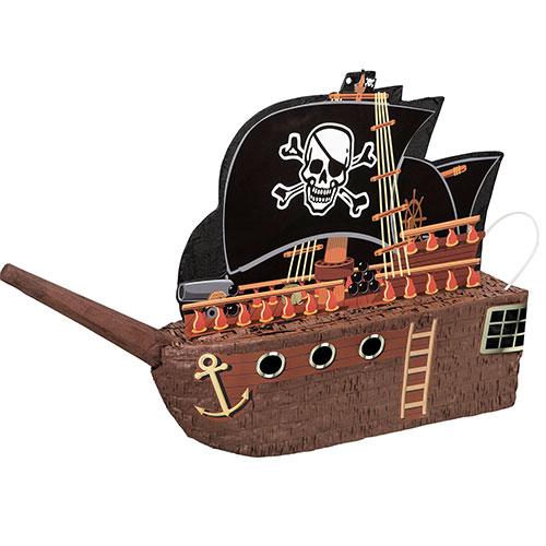 Pirate Ship Standard Pinata