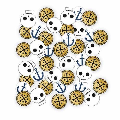 Pirate Treasure Island Paper Table Confetti 14 Grams Product Image