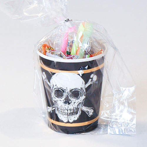 Pirates Gold Toy And Candy Cup Product Image