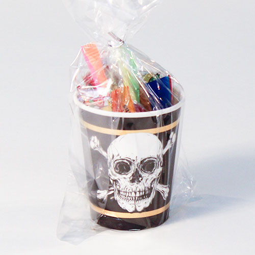 Pirates Gold Value Candy Cup