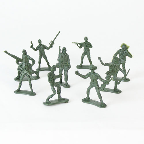 Plastic Army Soldier Product Image