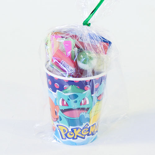 Pokemon Party Candy Cup