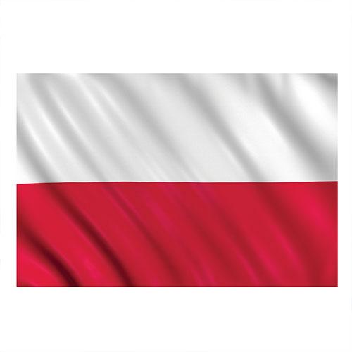 Poland Flag 150cm x 90cm Product Image