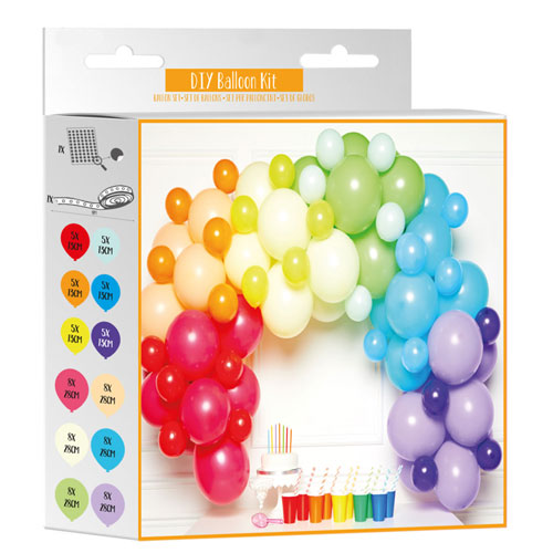 Primary DIY Garland Balloon Arch Kit Product Gallery Image