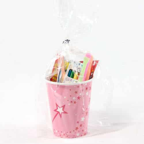 Princess And Unicorn Toy And Candy Cup