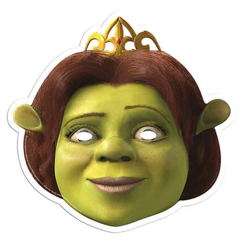 Princess Fiona Cardboard Face Mask Product Image