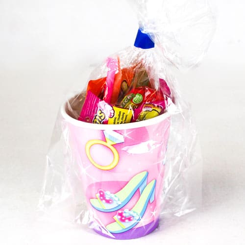 Prismatic Princess Value Candy Cup Product Image