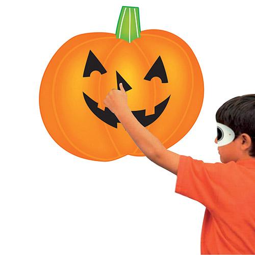 Pumpkin Halloween Party Game