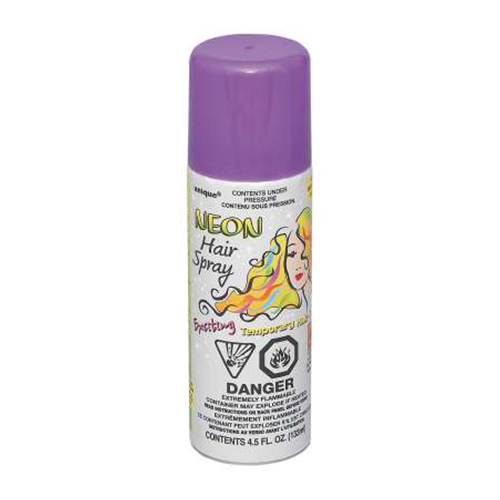 Purple Hair Spray - 125ml Product Image