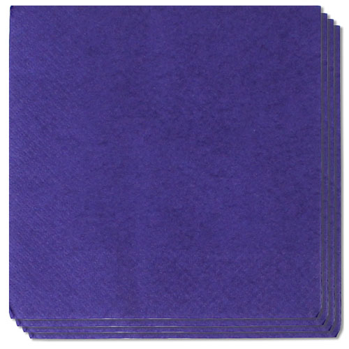 Purple Luncheon Napkins 33cm 2Ply - Pack of 20 Bundle Product Image