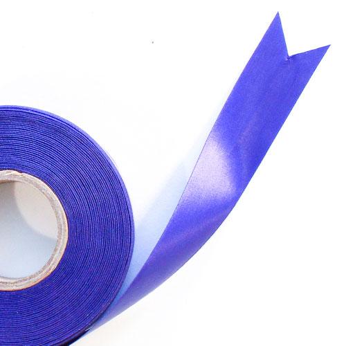 Purple Satin Faced Ribbon Reel 25mm x 50m Product Image
