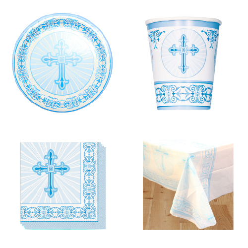 Radiant Cross Blue 8 Person Value Party Pack Product Image
