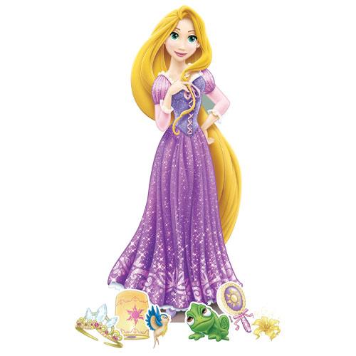 Rapunzel Cardboard Cutouts Decoration Kit